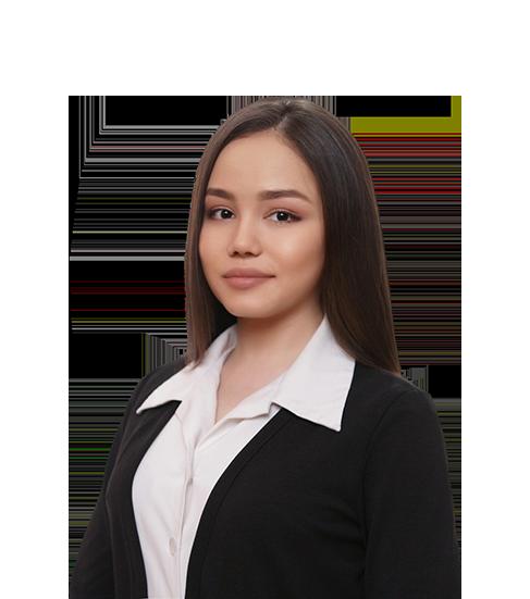 Shakhirizada Khaliakbarova